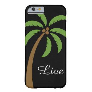 Fodral för kokosnötträdtelefon barely there iPhone 6 skal