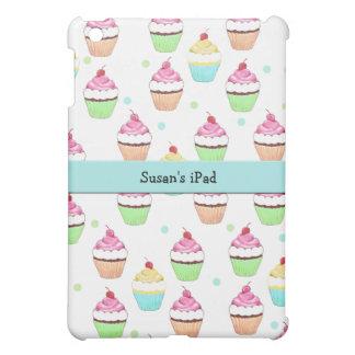 Fodral för kortkort för blåttmuffiniPad iPad Mini Skal