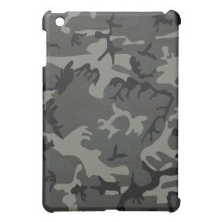 Fodral för kortkort för grå färgkamouflageiPad iPad Mini Mobil Skal