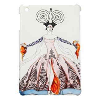 Fodral för kortkort för iPad för Georges Barbier a iPad Mini Skydd