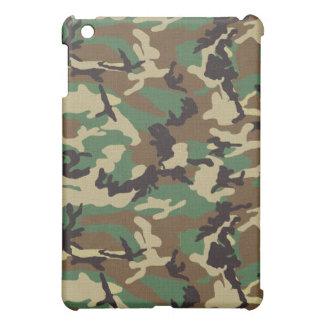 Fodral för kortkort för skogsmarkkamouflageiPad iPad Mini Mobil Skal