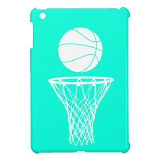 Fodral för kortkort för turkosbasketiPad iPad Mini Mobil Fodral
