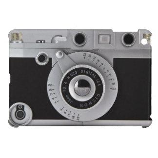 Fodral för kortkort för vintagekameraiPad iPad Mini Mobil Fodral