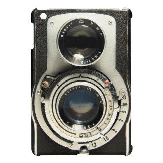 Fodral för kortkort för vintagekameraRolleiflex iP iPad Mini Mobil Skydd