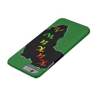 Fodral för Kukuwa® Fodral-Kompis knappt där iPhone Barely There iPhone 6 Fodral