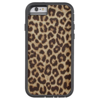 Fodral för LeopardtryckFodral-Kompis tufft Xtreme Tough Xtreme iPhone 6 Case