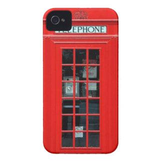 Fodral för London mobilt båsblackberry bold iPhone 4 Fodraler