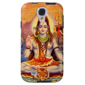 Fodral för Lord Shiva Meditera Samsung Galax S4 Galaxy S4 Fodral