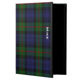 Fodral för luft 2 för iPad för klanMurray pläd