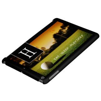 Fodral för luft för iPad för anpassadeGolfentusias