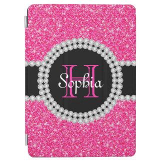 Fodral för luft för iPad för rosaglitter iPad Air Skydd