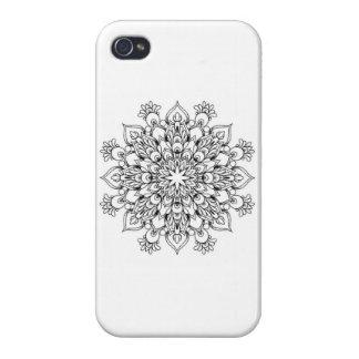 Fodral för MandalaiPhone 4/s iPhone 4 Skydd