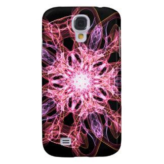 Fodral för Mandalanojatelefon Galaxy S4 Fodral