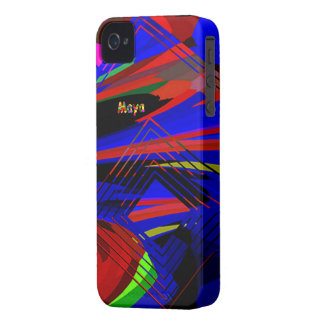 Fodral för Mayaiphone 4 Case-Mate iPhone 4 Fodral