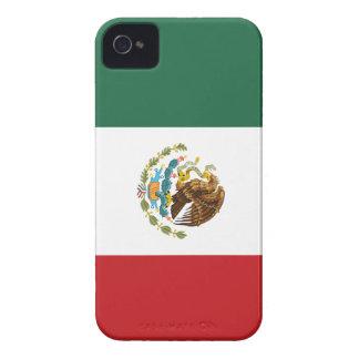 Fodral för Mexico flaggaiPhone 4 Case-Mate iPhone 4 Skydd