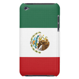 Fodral för Mexico flaggaiTouch iPod Touch Överdrag