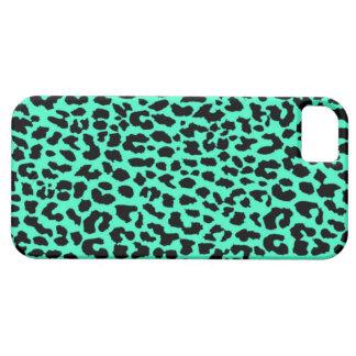 fodral för mintleopardiphone 5/5s iPhone 5 skydd