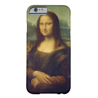 Fodral för Mona Lisa iPhone 6 Barely There iPhone 6 Skal