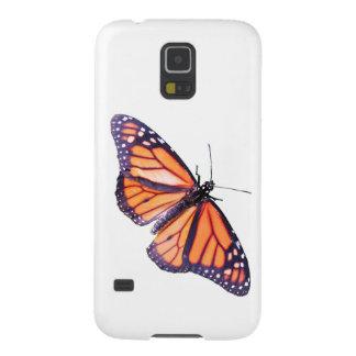 Fodral för monarkfjärilsgalax S5 Galaxy S5 Fodral