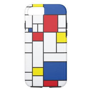 Fodral för Mondrian Minimalist De Stijl modern