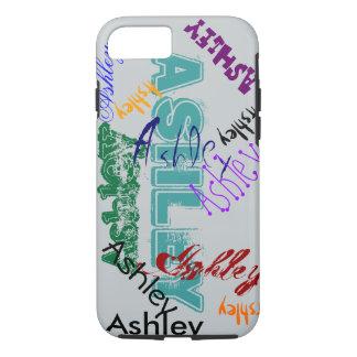 Fodral för namn för Ashley fodraliPhone