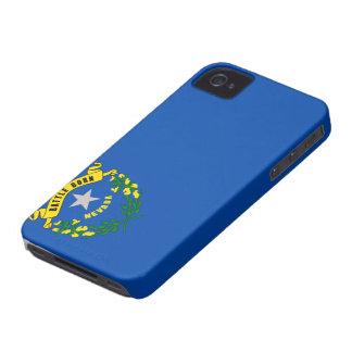Fodral för Nevada flaggaiPhone 4 iPhone 4 Skal