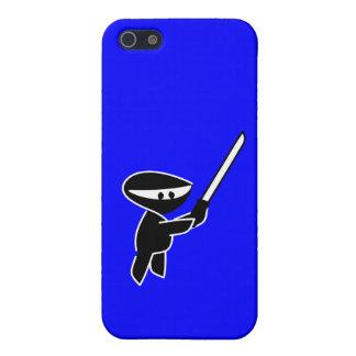 Fodral för Ninja iPhone 4 iPhone 5 Cover