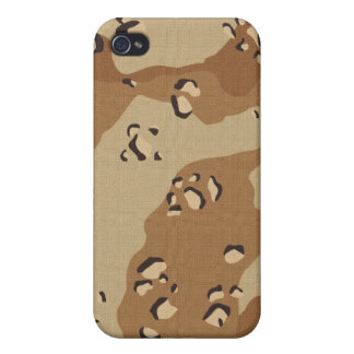 Fodral för ökenkamouflageiPhone 4/4S iPhone 4 Hud