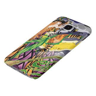 Fodral för olyckskorpseriegalax S6 Galaxy S5 Fodral