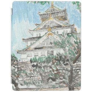 Fodral för Osaka slottJapan iPad iPad Skydd