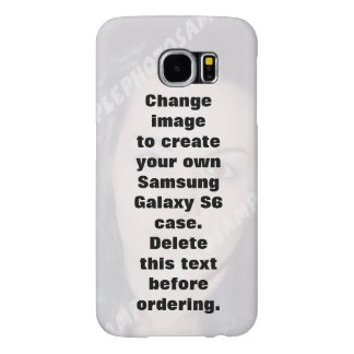 Fodral för personligfotoSamsung galax S6 Samsung Galaxy S6 Fodral