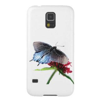 Fodral för Pipevine Swallowtail fjärilsgalax S5 Galaxy S5 Fodral