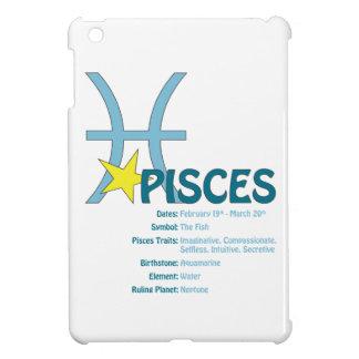 Fodral för Pisces dragiPad iPad Mini Mobil Skal