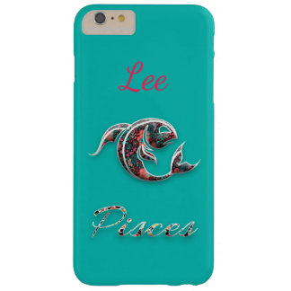 Fodral för Pisces iPhone 6/6s Barely There iPhone 6 Plus Skal