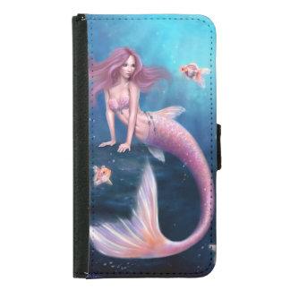 Fodral för plånbok för galax S5 för Aurelia