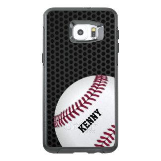 Fodral för plus för baseballOtterbox Samsung S6