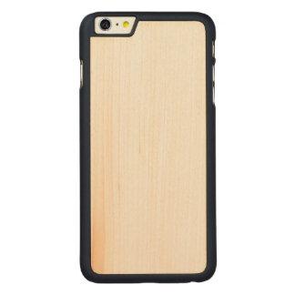 Fodral för plus för iPhone 6/6s för trä slankt
