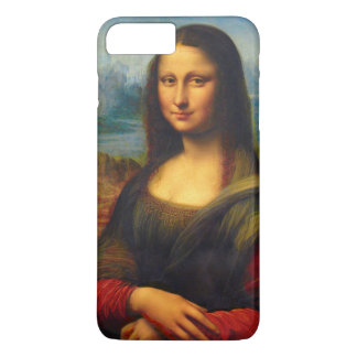 Fodral för plus för Mona Lisa iPhone 7