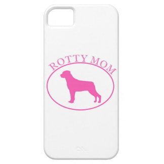 Fodral för Rottweiler Rotty mammaiPhone 5 iPhone 5 Case-Mate Fodraler
