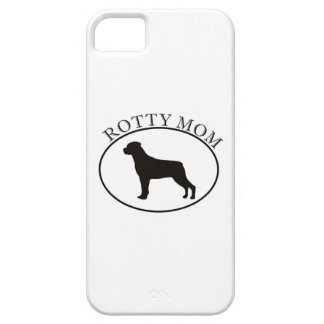 Fodral för Rottweiler Rotty mammaiPhone 5 iPhone 5 Skal