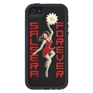 Fodral för SALSERA-FÖR EVIGT T.Xtreme iPhone5 med iPhone 5 Hud