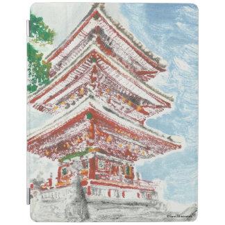 Fodral för Shintennouji tempelKyoto Japan iPad iPad Skydd