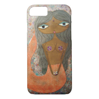 "Fodral ""för sjöjungfru"" iPhone 7!"