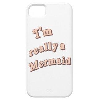 Fodral för sjöjungfruiPhone 5 iPhone 5 Fodraler