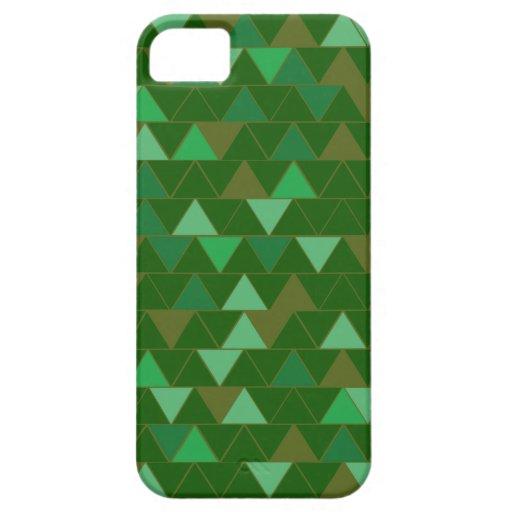 Fodral för skogiPhone 5/5S iPhone 5 Hud
