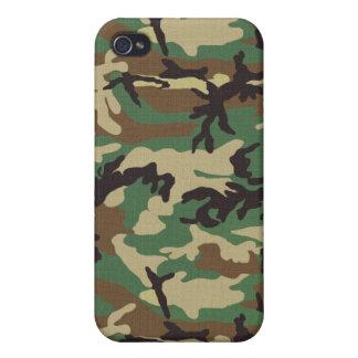 Fodral för skogsmarkkamouflageiPhone 4/4S iPhone 4 Cover