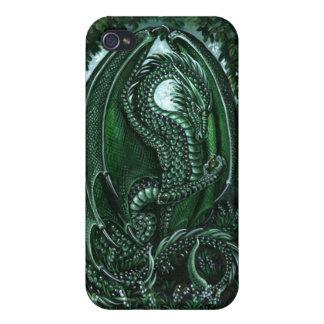 Fodral för smaragddrake iPhone4 iPhone 4 Skydd