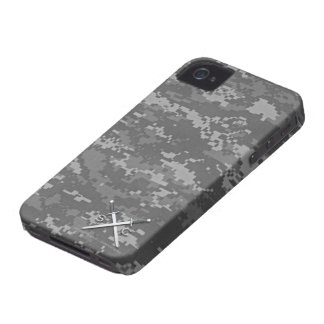 Fodral för soldat- & iPhone 4 Case-Mate skydd