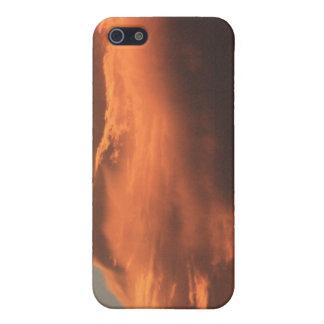 Fodral för solnedgångIphone 4/4s Speck iPhone 5 Fodraler