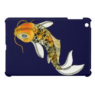 Fodral för Steampunk Koi iPadkortkort iPad Mini Skydd